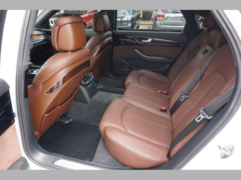 Audi A8 L 2014 price $27,991
