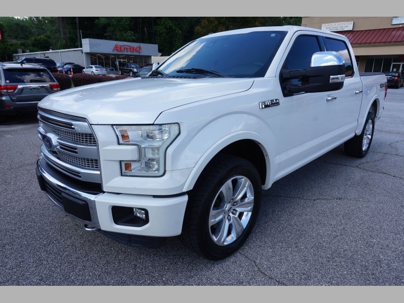 Ford F-150 2015 price $45,391