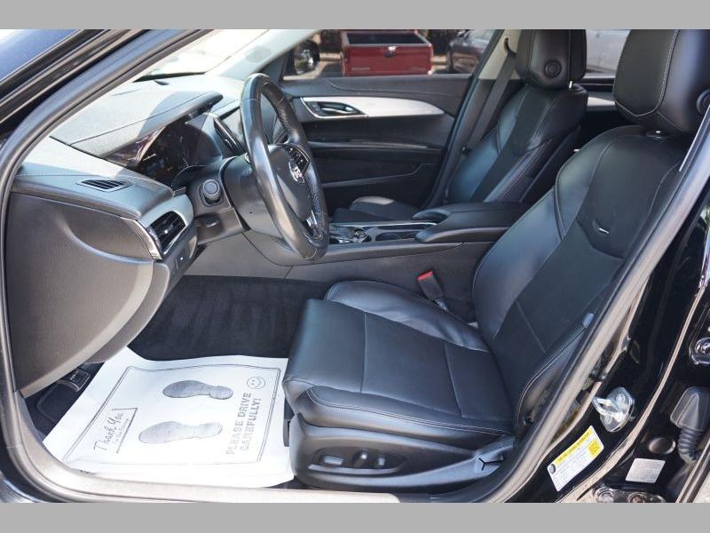 Cadillac ATS 2014 price $14,491