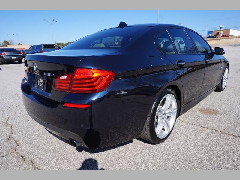 BMW 5-Series 2016 price $26,991