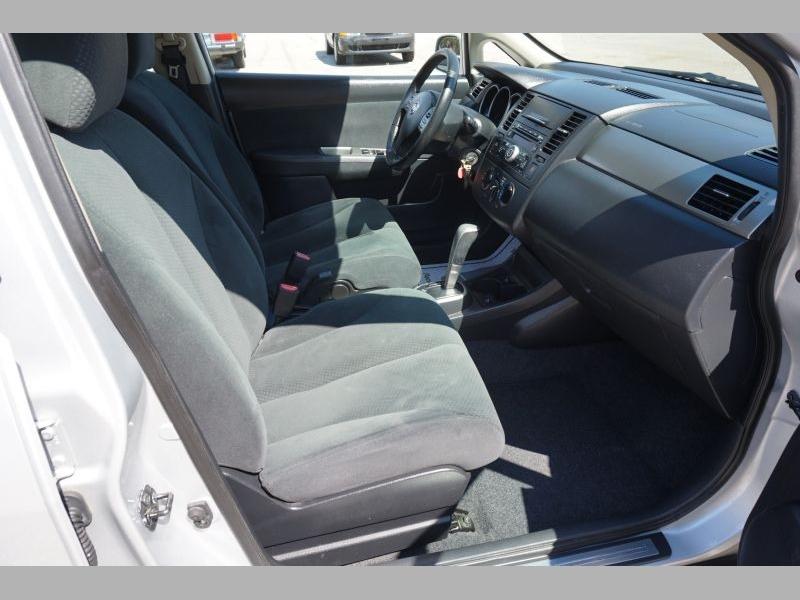 Nissan Versa 2012 price $8,991