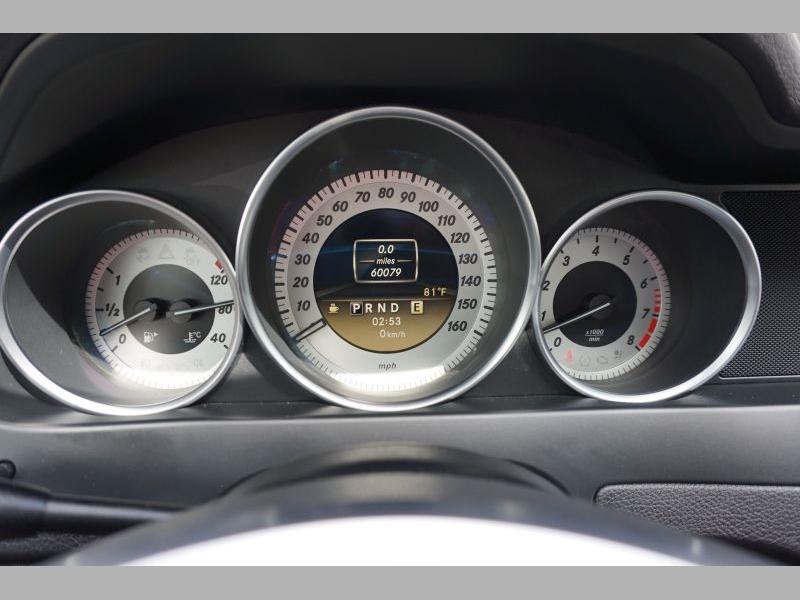 Mercedes-Benz C-Class 2012 price $17,991