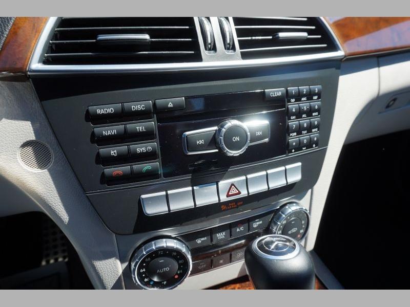 Mercedes-Benz C-Class 2012 price $14,491