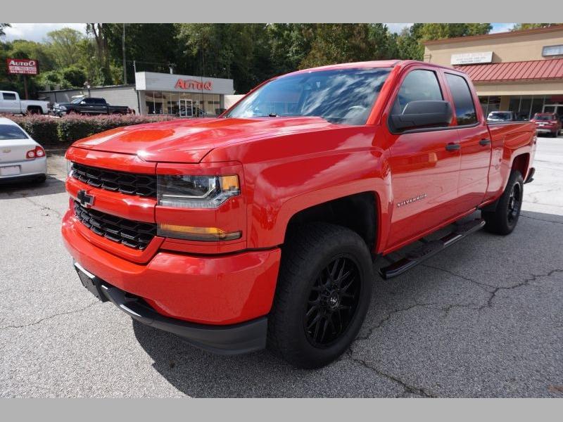 Chevrolet Silverado 1500 2017 price $37,991