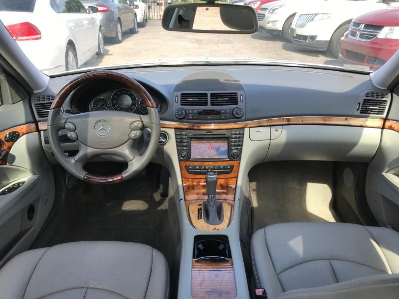 Mercedes-Benz E-Class 2009 price $8,900