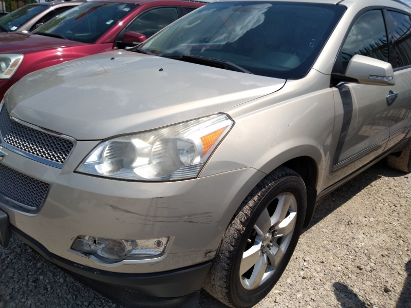 Chevrolet Traverse 2011 price $8,900