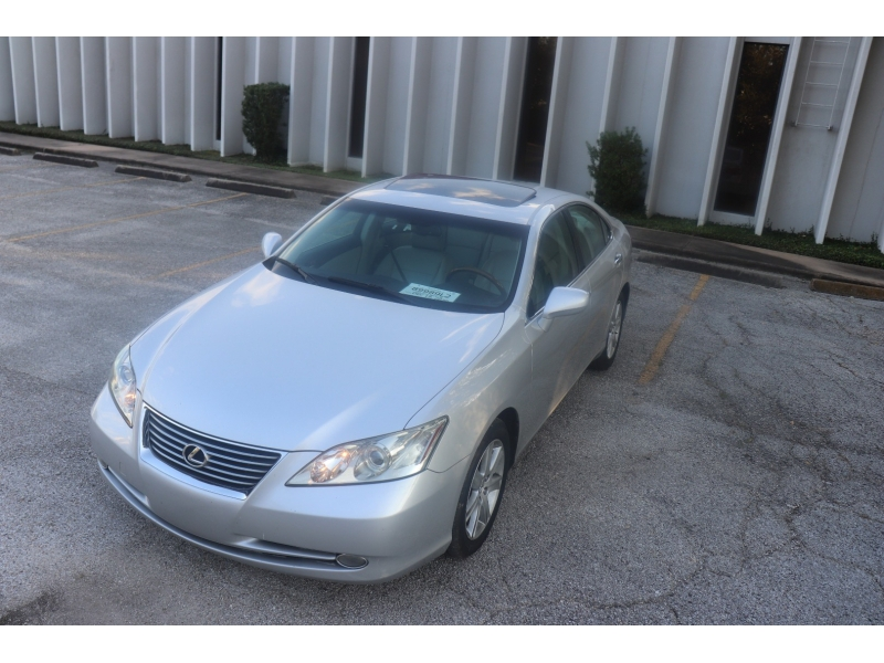 Lexus ES 350 2008 price $7,995