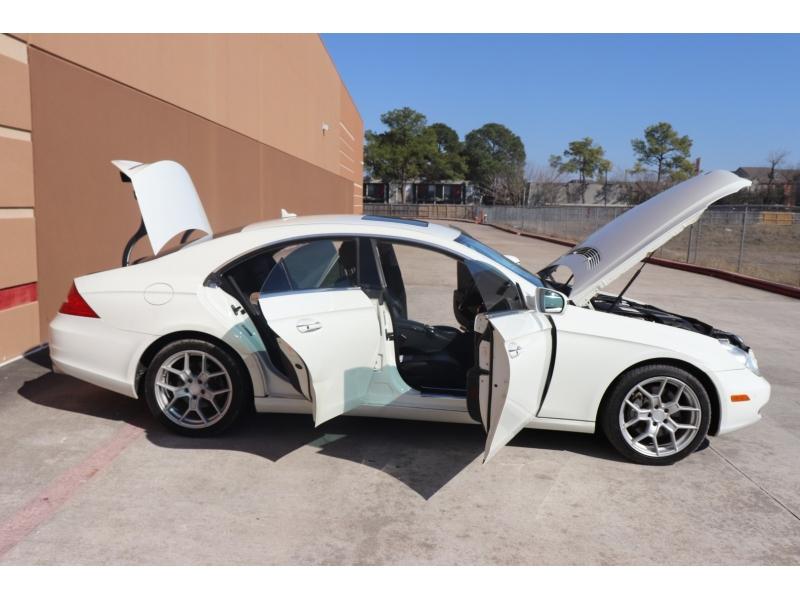 Mercedes-Benz CLS-Class 2009 price $9,995