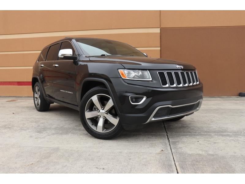 Jeep Grand Cherokee 2015 price $16,900