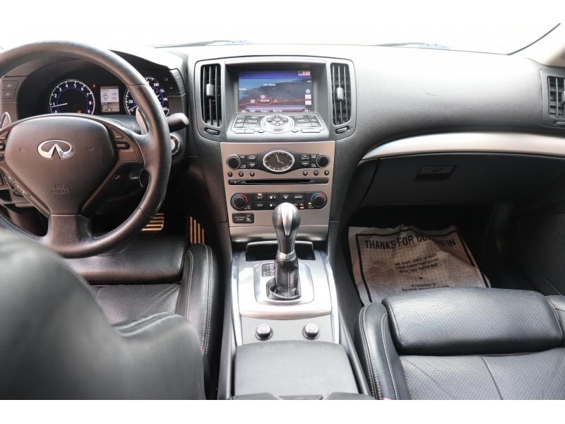 Infiniti G37 Coupe 2010 price $10,995