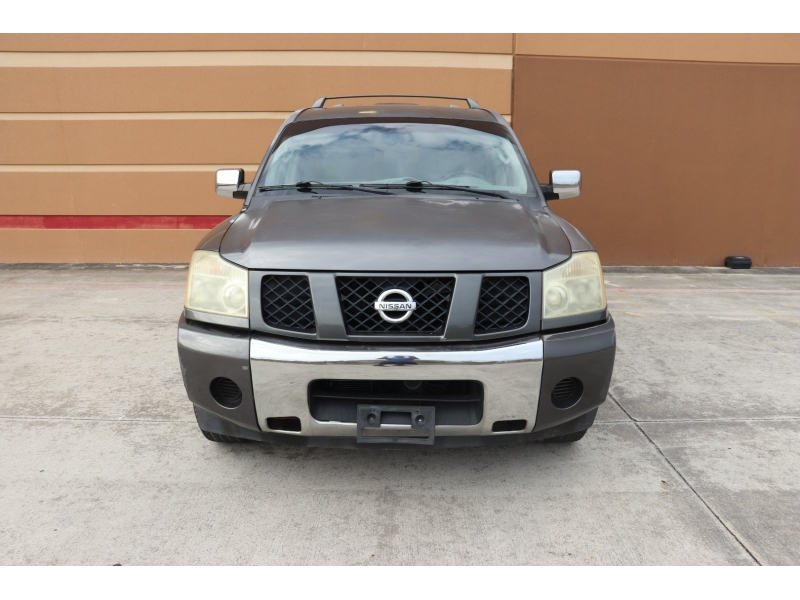 Nissan Pathfinder Armada 2004 price $5,495