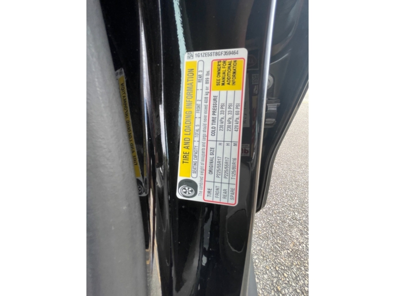 Chevrolet Malibu 2016 price $13,995