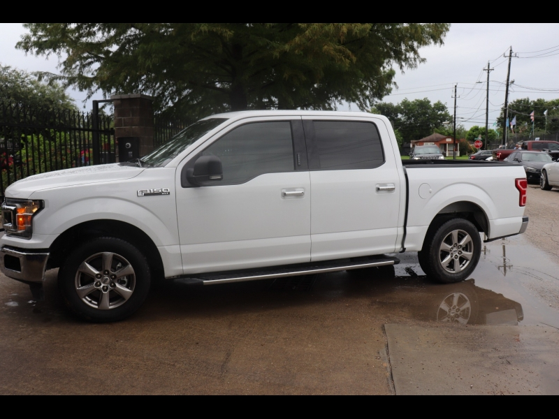 Ford F-150 2019 price $30,995