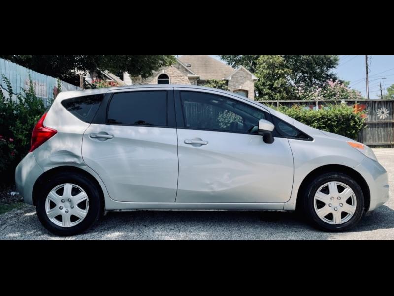 Nissan Versa Note 2015 price $6,995