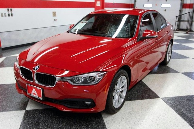 BMW 320i 2018 price Call for Pricing.