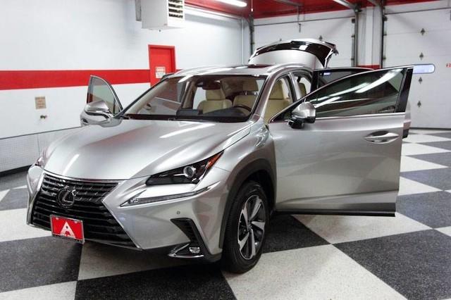 Lexus NX 2020 price $40,699