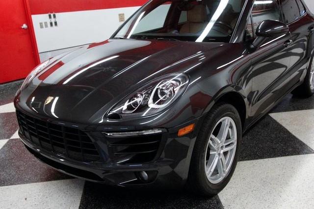 Porsche Macan 2017 price $36,999