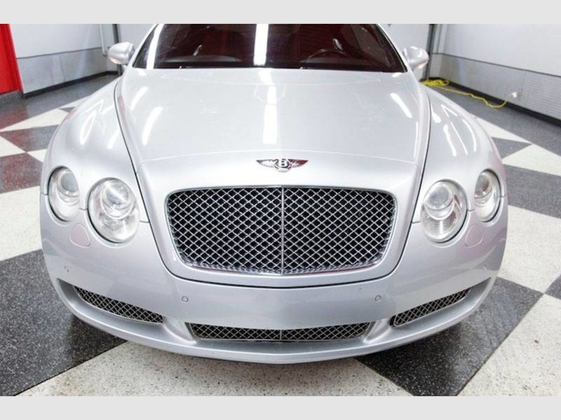 Bentley Continental 2005 price $29,999
