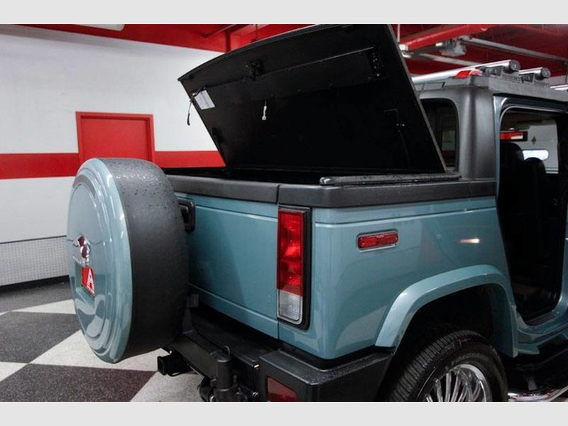 Hummer H2 2007 price $37,969