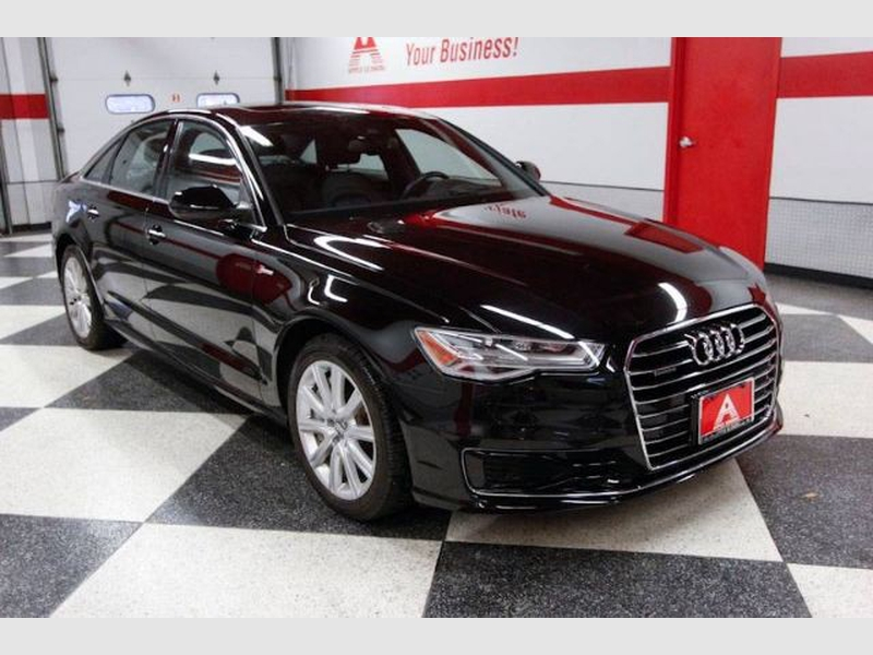 Audi A6 2016 price Call for Pricing.