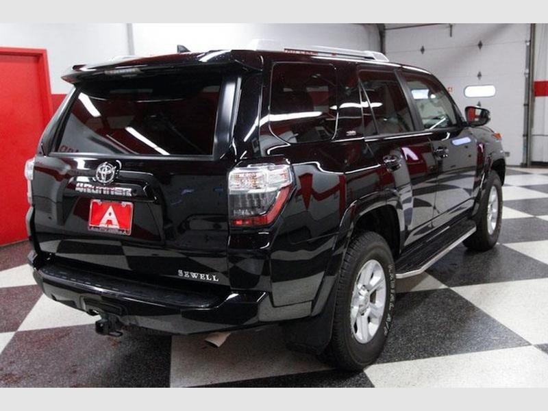 Toyota 4Runner 2018 price $36,999