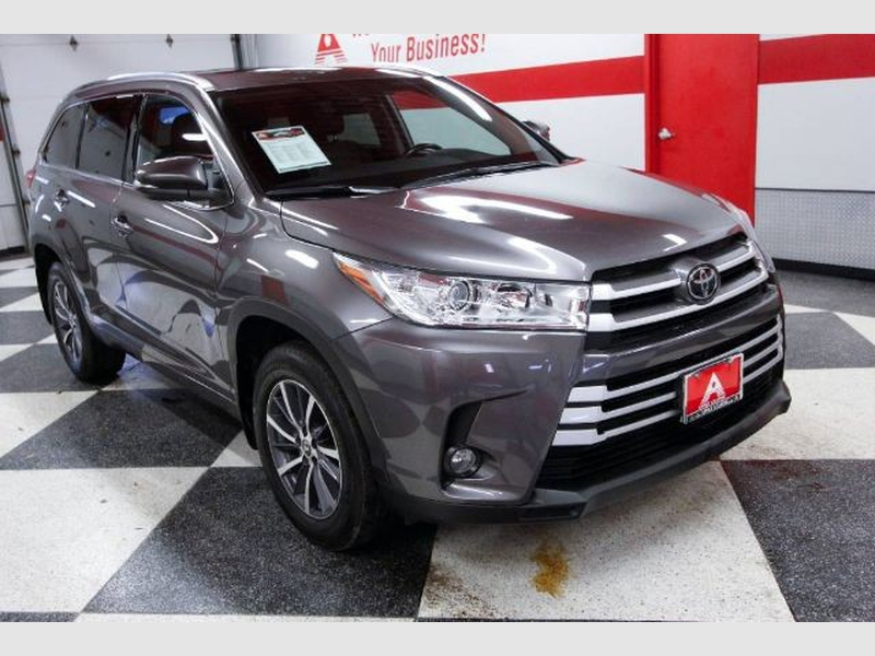 Toyota Highlander 2018 price $26,840
