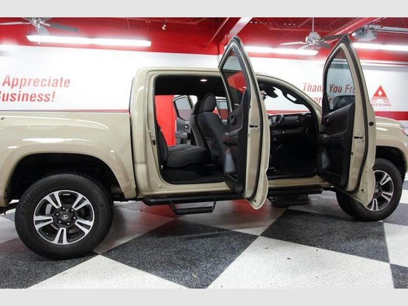 Toyota Tacoma 2WD 2019 price $36,499