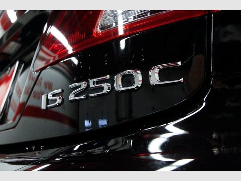 Lexus IS 250C 2014 price $27,995