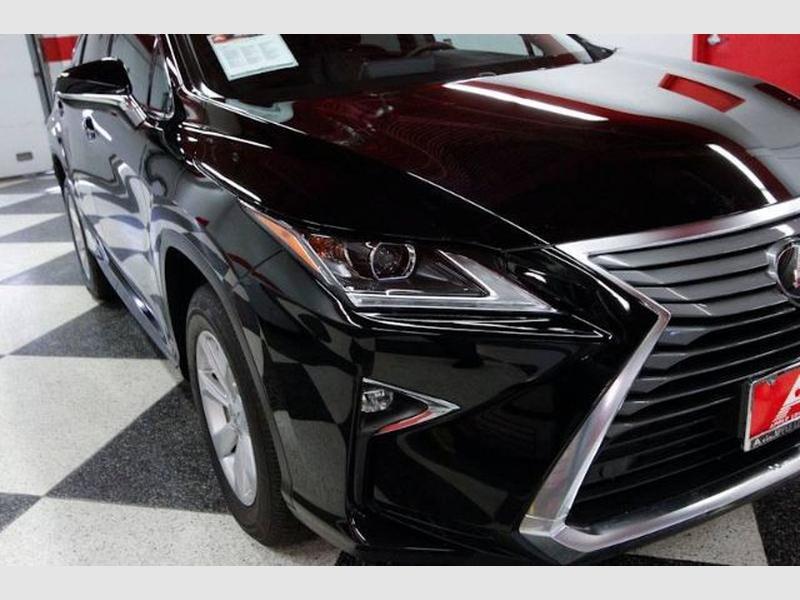 Lexus RX 2017 price $29,981