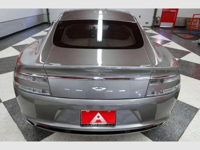 Aston Martin Rapide 2010 price $63,981