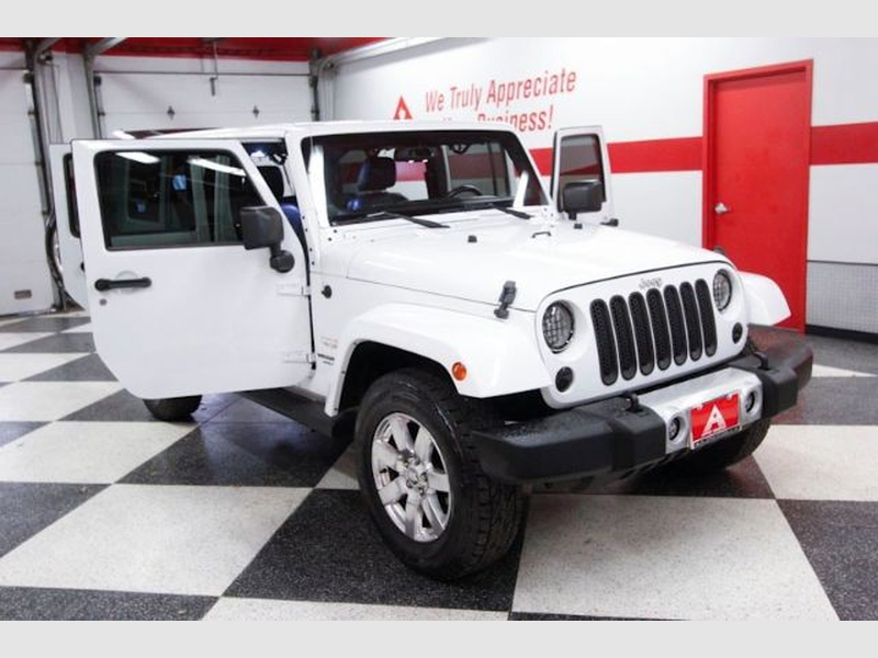 Jeep Wrangler Unlimited 2013 price $25,970
