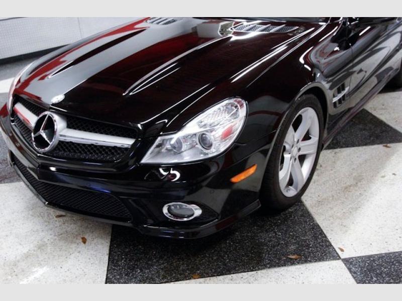 Mercedes-Benz SL 2011 price $27,500