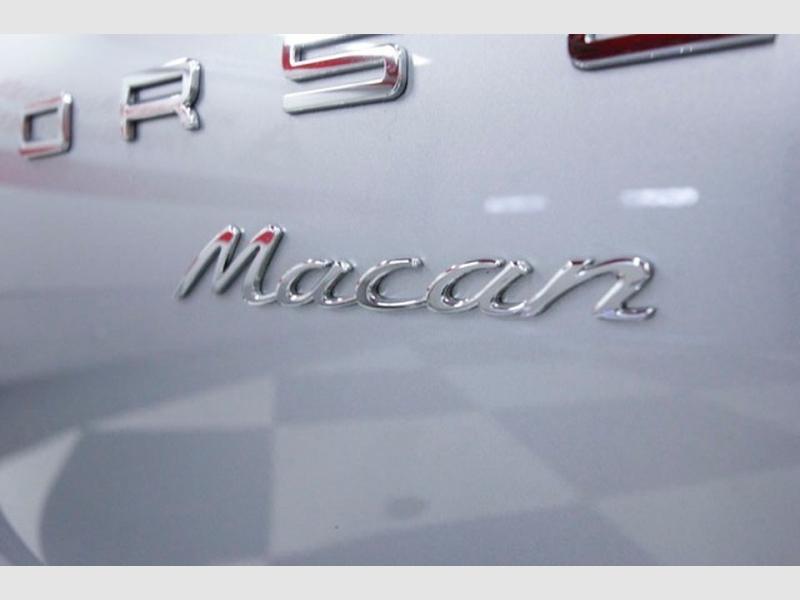 Porsche Macan 2017 price $39,380