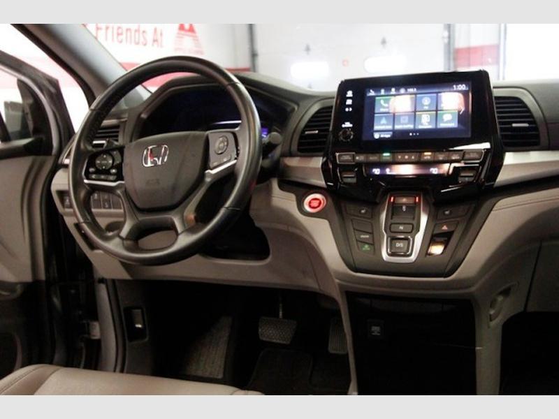 Honda Odyssey 2019 price $30,995