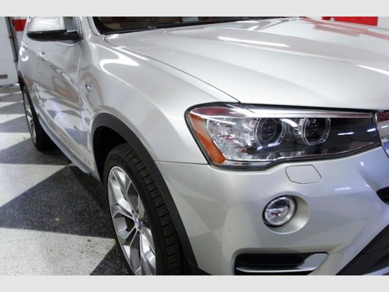 BMW X3 2017 price $26,499