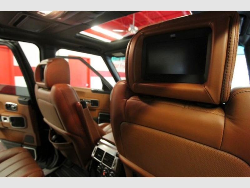 Land Rover Range Rover 2012 price $43,995