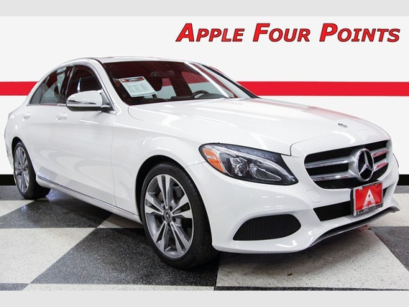 Mercedes-Benz C 300 2018 price $28,265