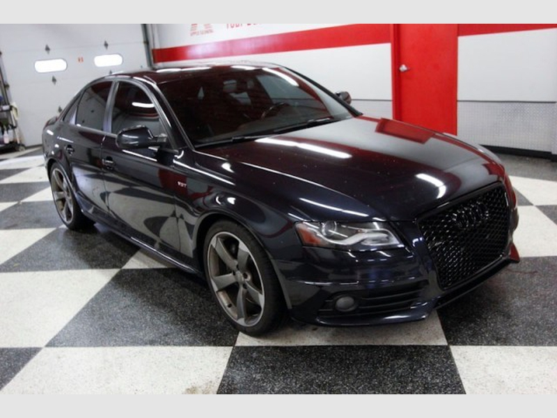 Audi S4 2012 price Call for Pricing.