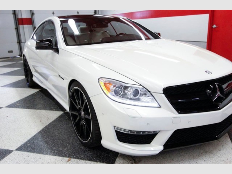 Mercedes-Benz CL 63 2013 price $56,399