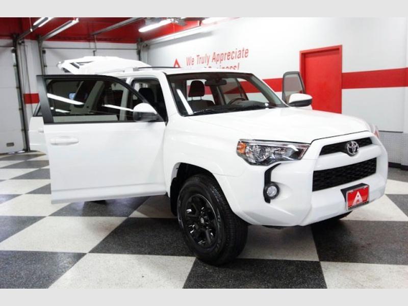 Toyota 4Runner 2018 price $37,966