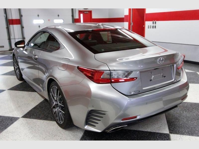 Lexus RC 200 2017 price $33,870