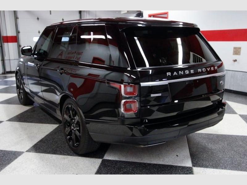 Land Rover Range Rover 2018 price $88,470