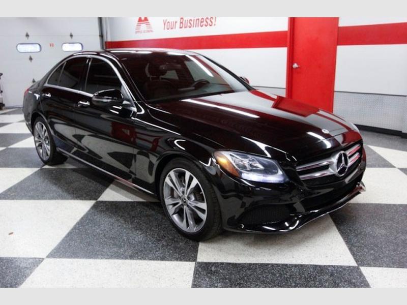 Mercedes-Benz C 300 2018 price $28,870