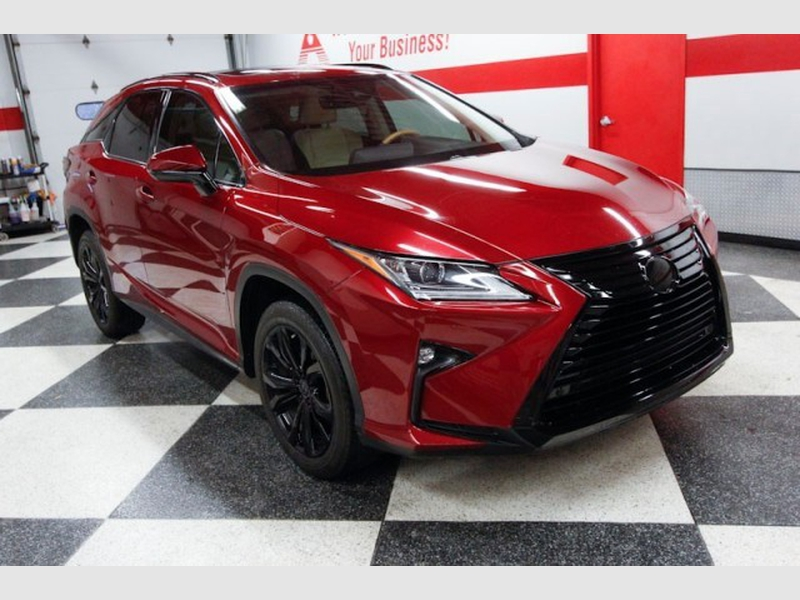 Lexus RX 2018 price $41,999