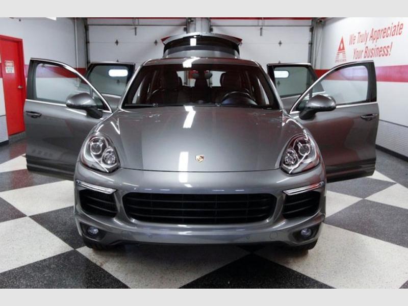 Porsche Cayenne 2017 price $54,999