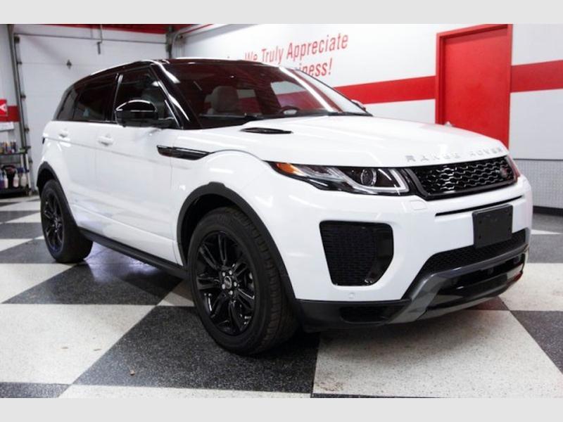 Land Rover Range Rover Evoque 2018 price $46,999