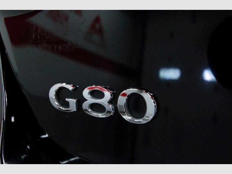 Genesis G80 2017 price $32,500