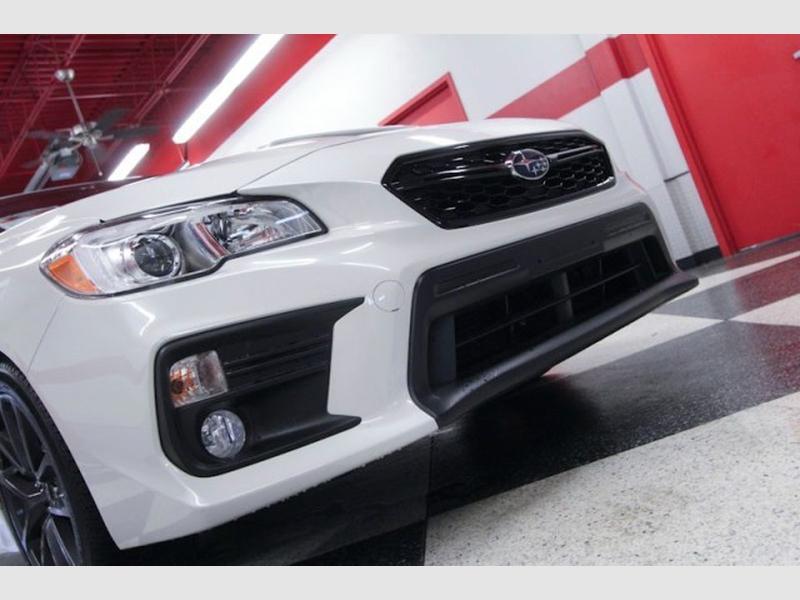 Subaru WRX 2018 price $29,390