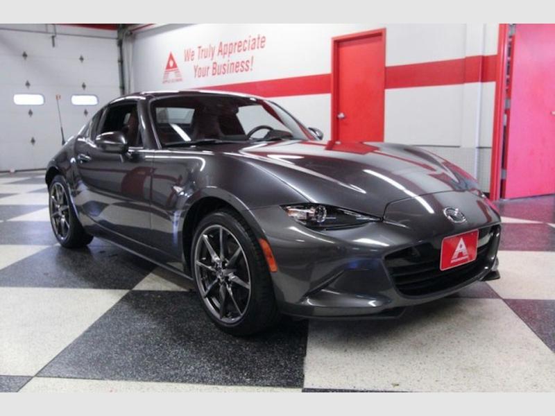 Mazda MX-5 Miata RF 2019 price $31,999