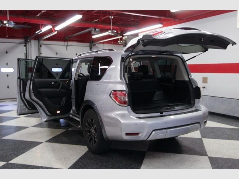 Nissan Armada 2018 price $45,500